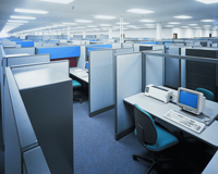 Worker Cubicles